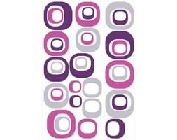 Naklejki dekoracyjne - Nowoczesne formy - 2 arkusze, 30 szt. ROOMMATES