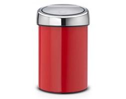 Brabantia Kosz Touch Bin 3L czerwony - BR 36-44-26