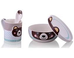 Silly Design Zestaw porcelanowy dla dzieci Miś - SD302