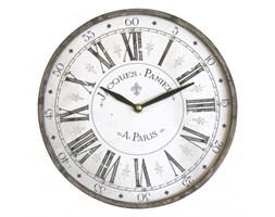 Ib Laursen Zegar Ścienny z Metalową Ramką - 7265-00