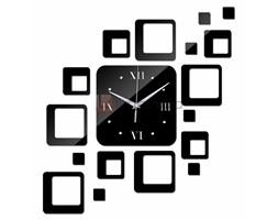 Zegar ścienny XXL 3d 70cm Nowoczesny