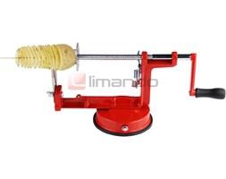 Maszynka ręczna do krojenia ziemniaków zakręcona frytka