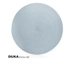 Podkładka okrągła liliowa 38 cm