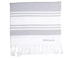 Szary ręcznik Green Gate Hammam