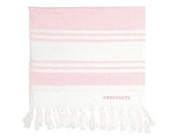 Jasnoróżowy ręcznik Green Gate Hammam