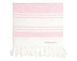 Różowy ręcznik Green Gate Hammam