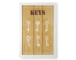 Wieszak na klucze 28x1,2x40 JD7006