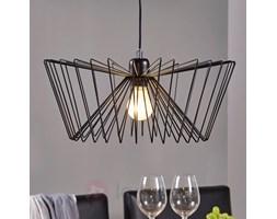 Metalowa lampa wisząca Davido w stylu vintage