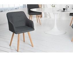 INTERIOR SPACE :: Krzesło z podłokietnikami Annick -ciemnoszare