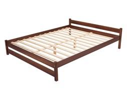 Łóżko drewniane Toronto 160x200 orzech
