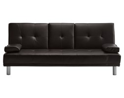 Sofa Magnum rozkładana brązowa