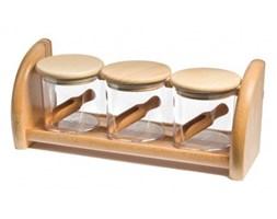 Półka i 3 pojemniki Practic