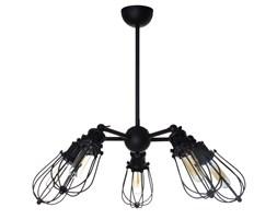 LORENZO lampa wisząca 5 x 60W E27 ażurowa nowoczesna design żyrandol industrialny druciany SPOT LIGHT 9980504