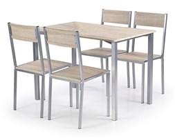 Stół kuchenny Ralph + 4 krzesła dąb sonoma