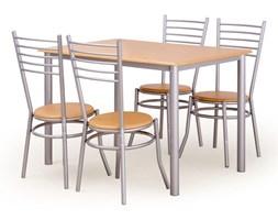 Stół kuchenny Elbert + 4 krzesła buk