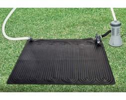 91056 Podgrzewacz / Solarna mata grzewcza 1,2x1,2 m od Intex, PVC, czarna