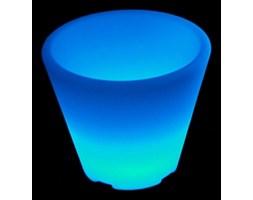 MCODO :: Podświetlana donica led lub pojemnik na lód LED rgb