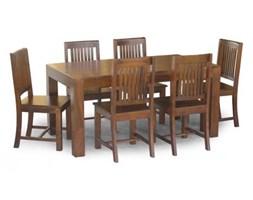 klasyczny drewniany stół do jadalni