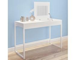 242740 vidaXL Toaletka biała