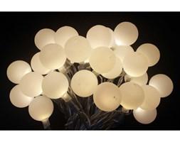 BelGiardino Światełka ogrodowe LED/małe kuleczki 2,5cm/50 diod LED/LTP50K25