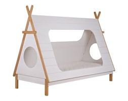 WOOOD :: Łóżko w kształcie namiotu TIPI