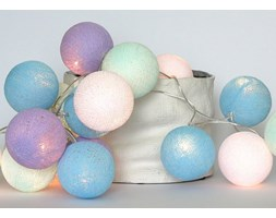 Cotton Ball Lights :: Baby Lavender 35 kul
