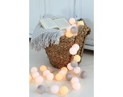Cotton Ball Lights :: Green Canoe 20 kul