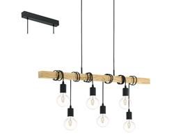 Eglo lampa wisząca TOWNSHEND 95499 - LED gratis