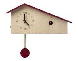Zegar Kuckuck Modern House