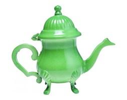 Świecznik Teapot zielony