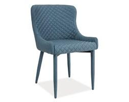 Komfortowe krzesło Colin denim