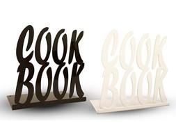 "Podpórka do książek ""COOKBOOK"""