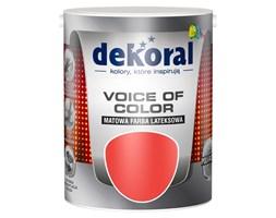 Farba latex Dekoral 5 l