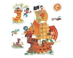 Naklejki ścienne statek piracki Djeco - Djeco