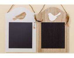 Zestaw 2 tabliczek ściennych Boltze Birdy