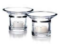 Zestaw dwóch świeczników Grand Cru - ROSENDAHL  - DECOSALON - 100% zadowolonych klientów!