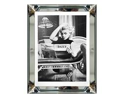 Plakat w Lustrzanej Ramie Marylin Monroe 70 cm x 90 cm