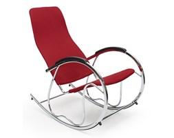 Fotel bujany Ben 2 czerwony