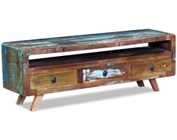 243294 vidaXL Szafka pod TV z drewna z odzysku z 3 szufladami