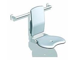 KOŁO Siedzisko prysznicowe LEHNEN EVOLUTION uchylne z oparciem L32010001