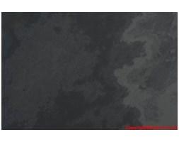 Blat łupek czarny szlifowany pod umywalkę zlew Vento Nero 65x220x5