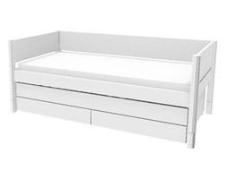 Łóżko dziecięce podwójne z szufladami Trundle