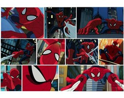Fototapeta Spiderman 70-585