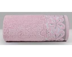 Ręcznik bawełniany Greno Bella Różany