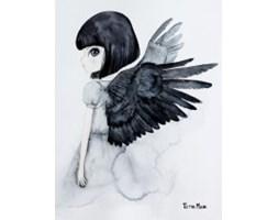 Plakat Kruk / Raven
