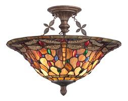 Lampa sufitowa Jewel Dragonfly QZ/JDRAGONFLY/SF Quoizel