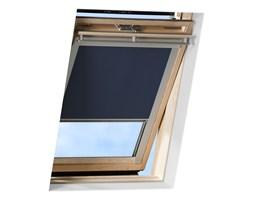 Roleta dachowa pasująca do okien dachowych marki VELUX ®, Zaciemniająca, granatowa, M08 / 308 (61,3x116 cm)