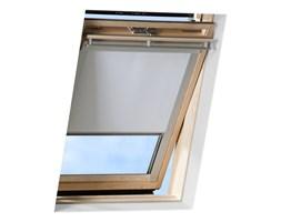 Roleta dachowa pasująca do okien dachowych marki VELUX ®, Zaciemniająca, biała, P08 / 408 (77,5x116 cm)