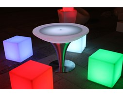 Miloo :: Lamp LED outdoor Cube 40cm