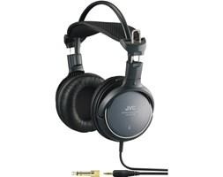 JVC Słuchawki nauszne JVC HA-RX700-E Czarny  HARX700E